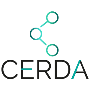 CERDA logo réseaux sociaux