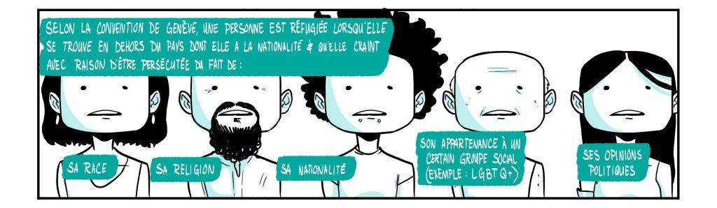 BD - Réfugiés et demandeurs d'asile - Page 1 - Partie 3