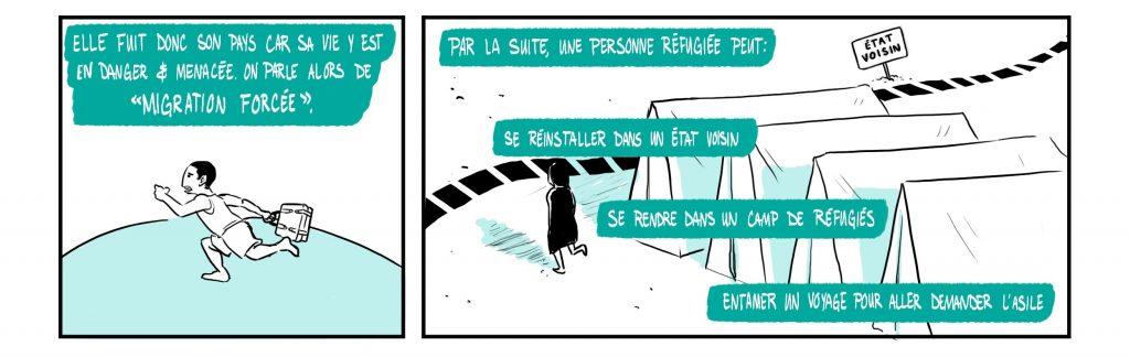 BD - Réfugiés et demandeurs d'asile - Page 1 - Partie 4