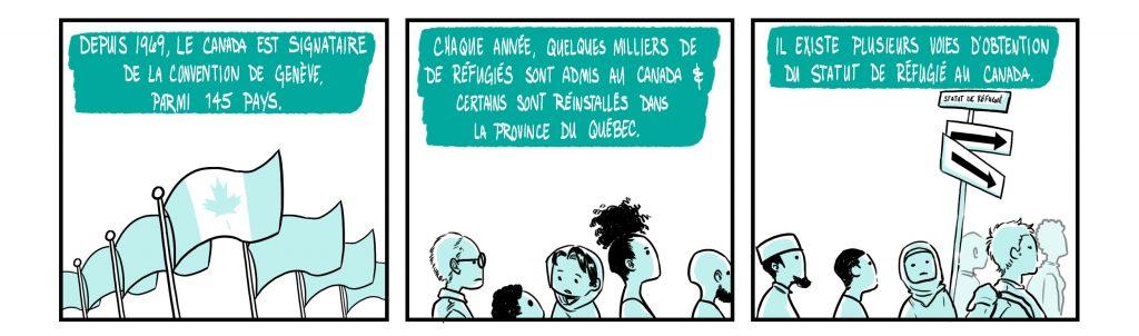 BD - Réfugiés et demandeurs d'asile - Page 2 - Partie 1