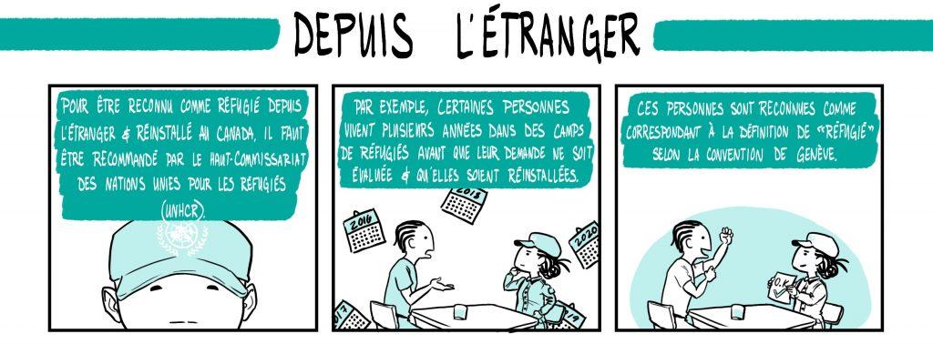 BD - Réfugiés et demandeurs d'asile - Page 2 - Partie 2